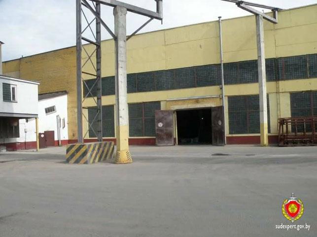 В Минске трое рабочих МАПИДа получили травмы