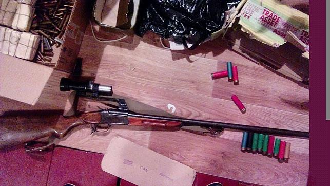 Гражданин Барани сохранял дома противотанковое ружье, снаряды итротил— Взрывоопасная квартира