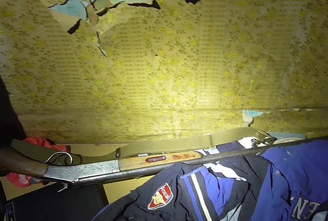 Арсенал огнестрельного оружия изъят у организатора нелегальной охоты в Осиповичском районе