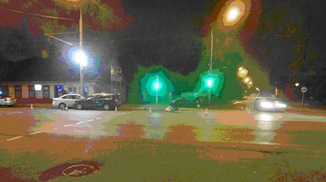 ГАИ: вГродно автомобиль вылетел натротуар исбил пенсионера