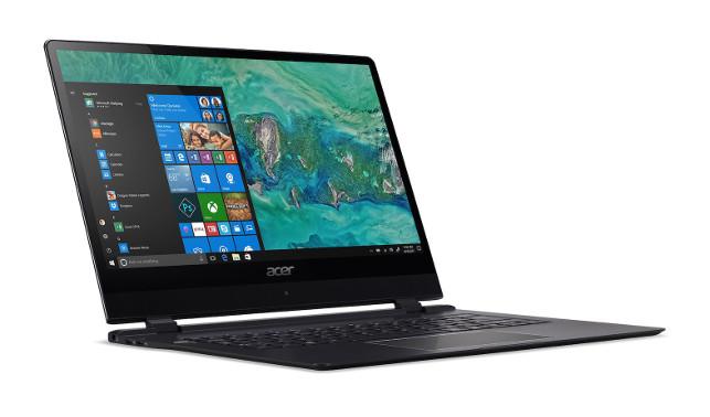 Ноутбук Swift 7 отAcer стал самым тонким вмире