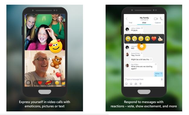 Microsoft представила новые возможности для мобильного Skype