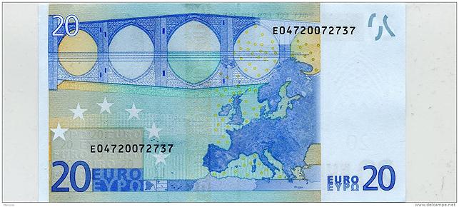 Как выглядят 20 евро фото ауреус цена