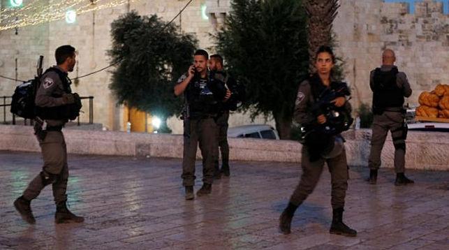 Милиция Израиля невидит связи между нападающими итеррористами— Теракт вИерусалиме