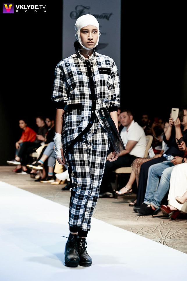 a7ec16d0a21 Вторым шоу первого дня Azerbaijan Fashion Week стал показ грузинского  бренда Mak Mari