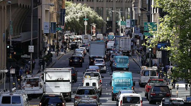 ВСан-Франциско восстановили подачу электрической энергии