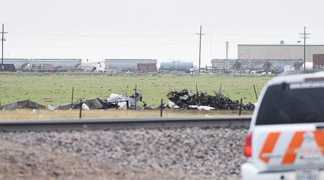 Три человека погибли из-за крушения самолета скорой помощи вТехасе