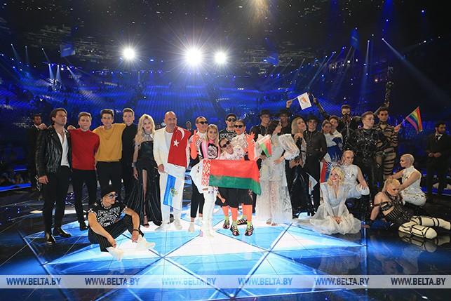 """Победители первого полуфинала """"Евровидения-2019"""""""
