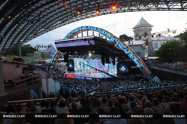 Когда открытие фестиваля в витебске 2018