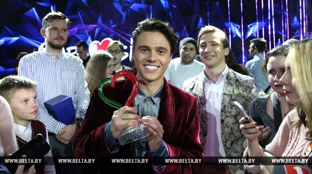 Alekseev поедет на Евровидение-2018 от Беларуси