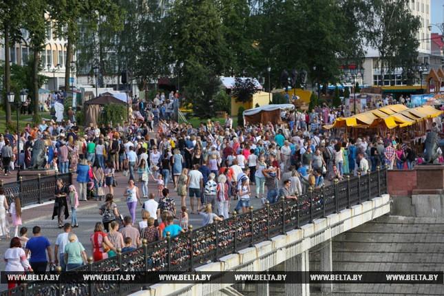 Когда славянский базар в витебске 2018