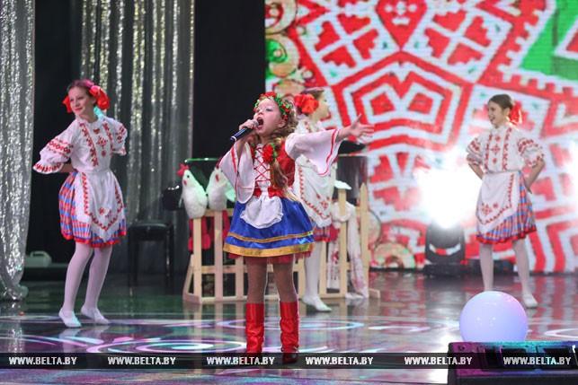Славянский базар детский музыкальный конкурс
