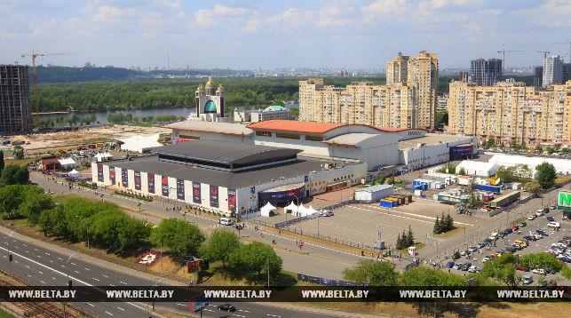 ВКиеве пройдет 1-ый полуфинал «Евровидения-2017»