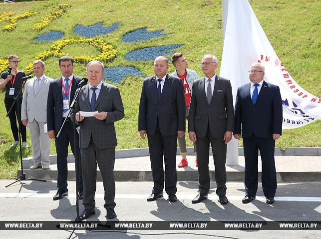 «Славянский рынок вВитебске» укрепляет мир иединство между народами— Лукашенко