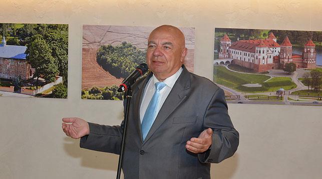 Александр Лосминский. Фото Посольства Беларуси в России