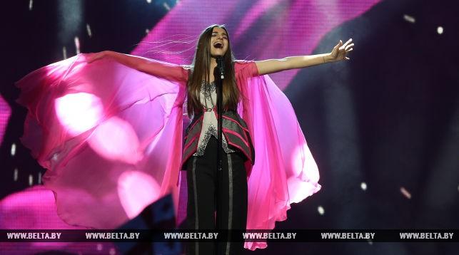 Хелена Мерааи из Беларуси