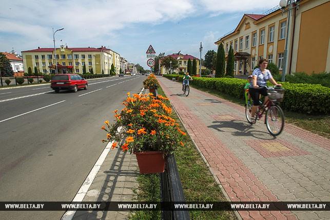 В городе Иваново. Фото из архива