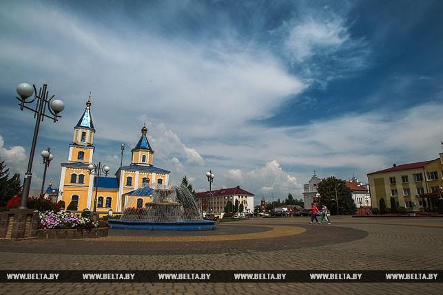 Вид на главную площадь г. Иваново. Фото из архива