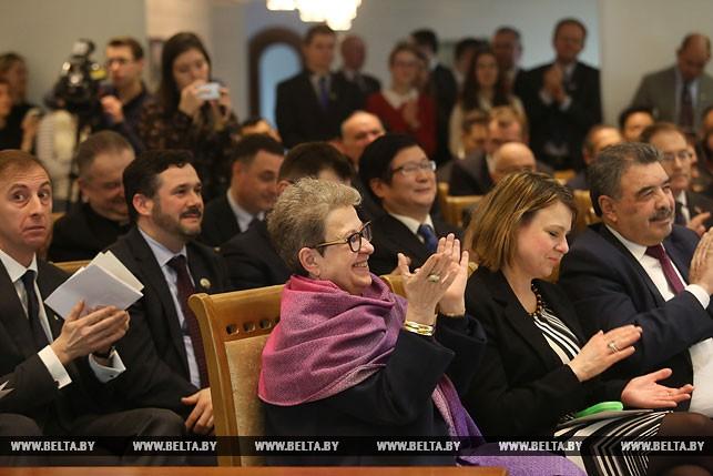 ВМИДе проходит праздничное мероприятие кМеждународному дню родного языка