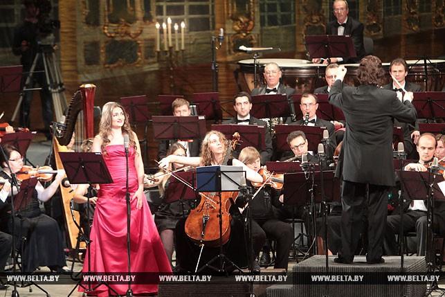 Молодая виолончелистка из столицы получила восхищенные отзывы отбелорусской публики