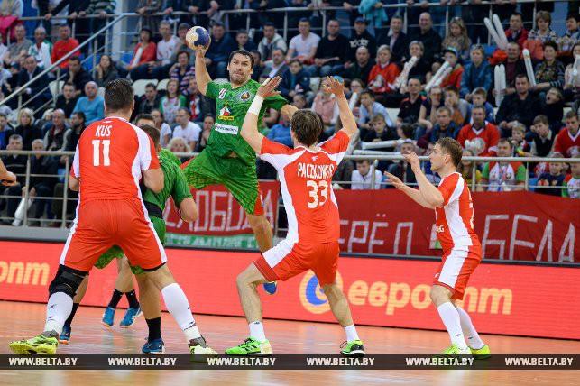Белорусские гандболисты выиграли усборной Польши вотборочном матче чемпионата Европы
