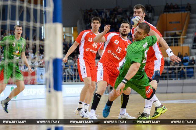 Белорусские гандболисты разгромили поляков вквалификацииЧЕ