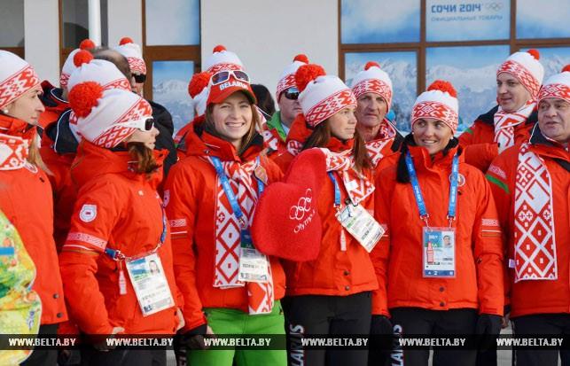 Беларусь в олимпиаде футбол