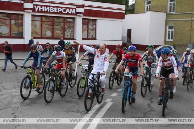 Судья II Европейских игр по велоспорту Иван Найденов