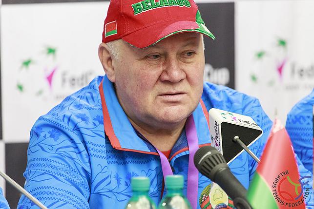 Германские теннисистки вышли вперед вматче Кубка Федерации скомандой Белоруссии