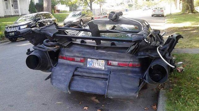 ВСША обнаружили «бэтмобиль» из Тоёта Camry