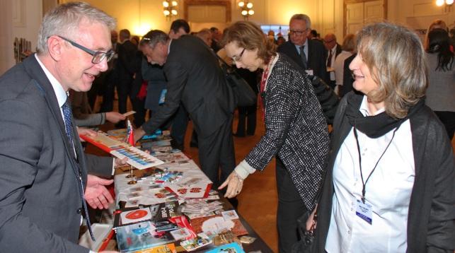 ВВене открылось зимнее совещание Парламентской ассамблеи ОБСЕ