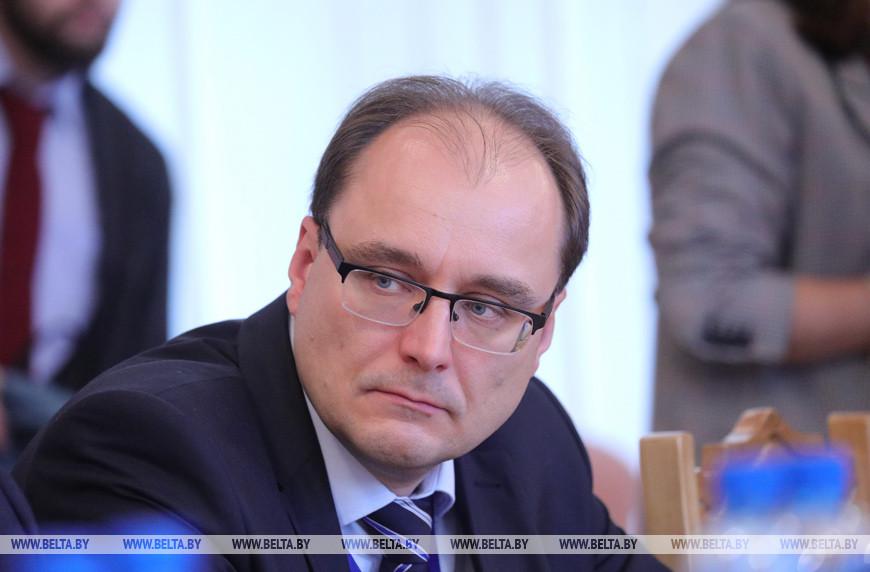 Заместитель руководителя Штаба Миссии наблюдателей от СНГ Евгений Козяк