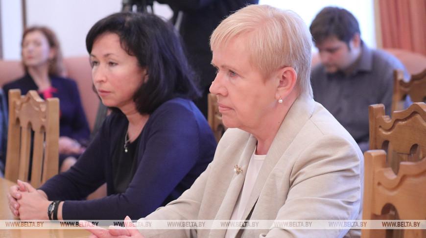 Председатель ЦИК Лидия Ермошина