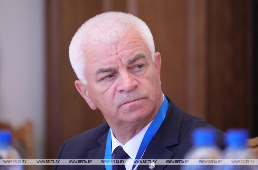 Первый заместитель председателя Исполнительного комитета - исполнительного секретаря СНГ Виктор Гуминский