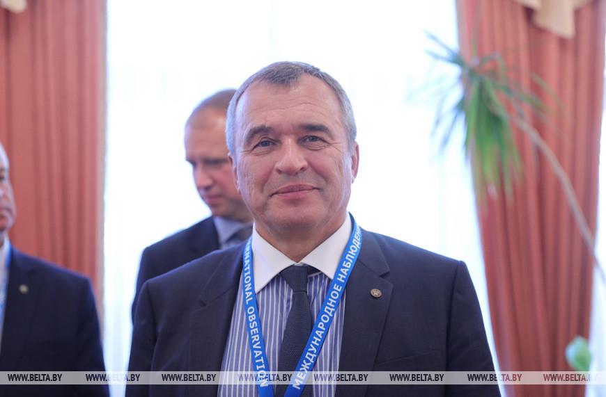 Руководитель аппарата Исполкома СНГ Бурутин Сергей