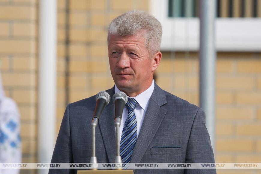Помощник Президента - инспектор по Брестской области Анатолий Маркевич