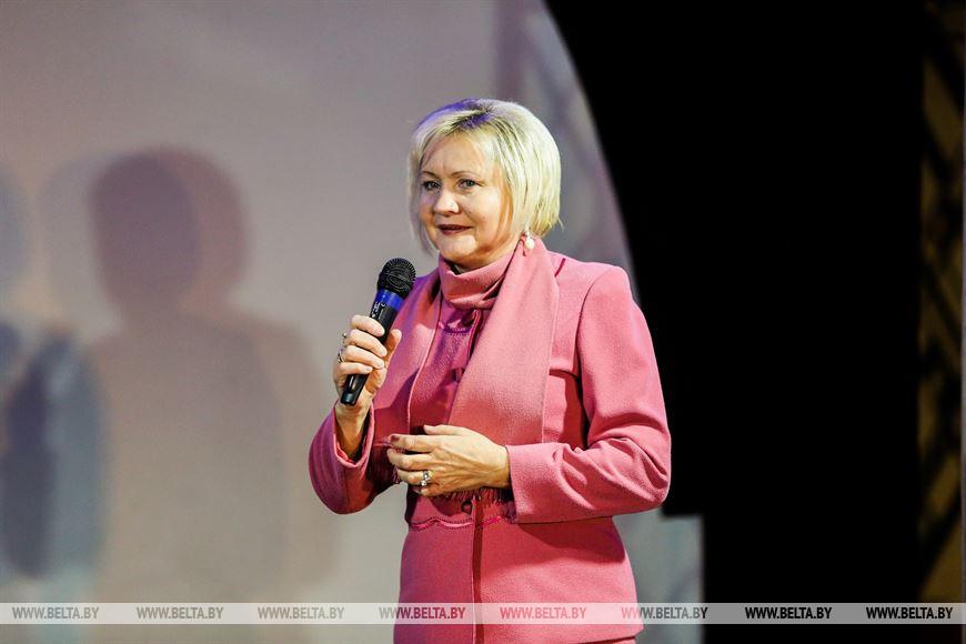 Главный специалист отдела культуры Брестского горисполкома Елена Нерода