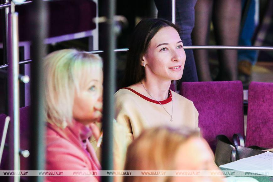 """Руководитель Брестского филиала модельного агентства """"Korona Models"""" Виктория Катляр"""
