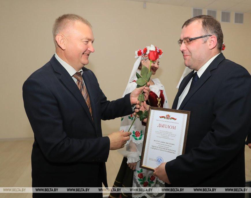 Петр Подгурский и Денис Яковлев