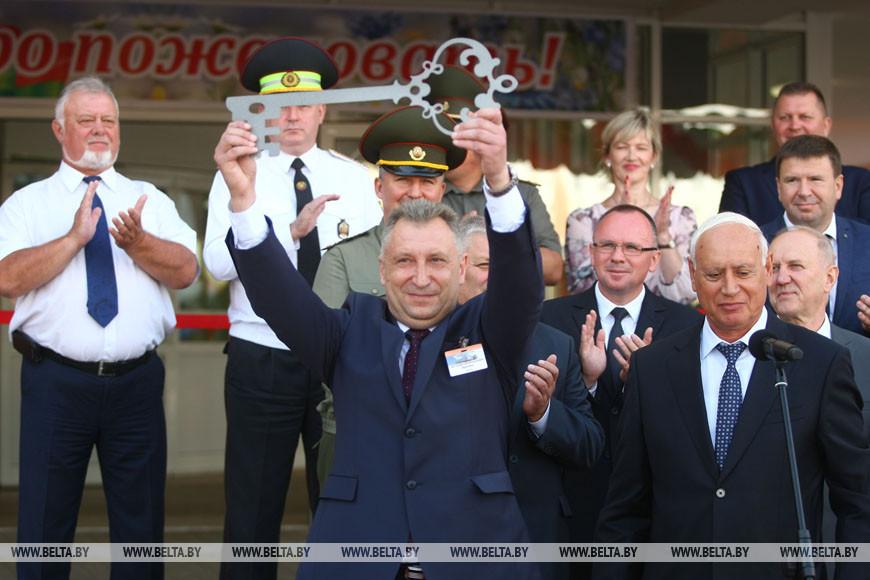 Директор Школы №41 Виталий Крупович