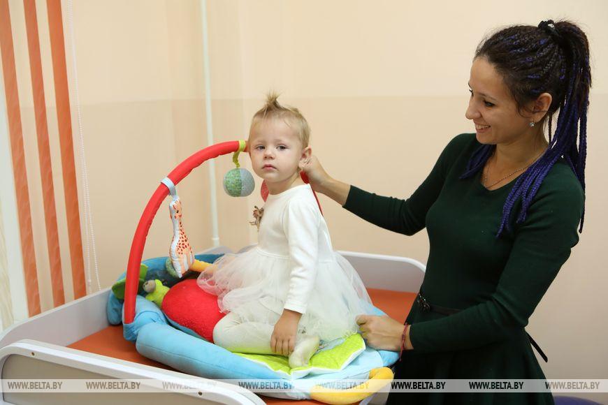 Первые пациенты Евгения Горовцова и ее дочь Василиса