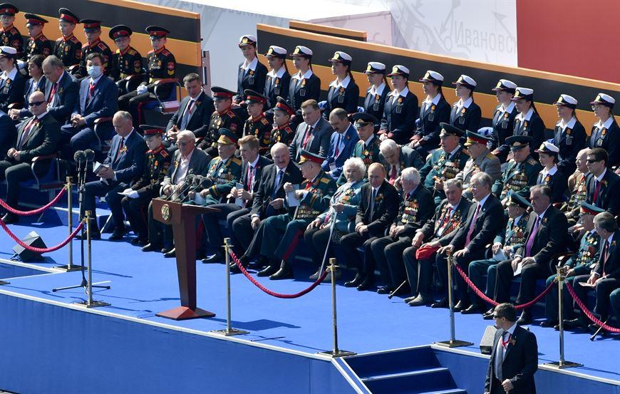 Фото фотослужбы Президента Российской Федерации
