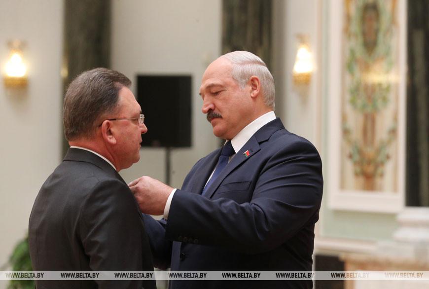 Первый заместитель министра иностранных дел Андрей Евдоченко награжден орденом Почета