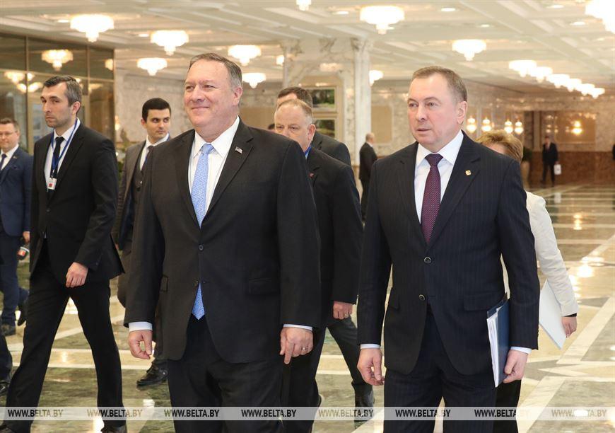 Ждать ли большего прихода США в Беларусь - Лукашенко и Помпео провели двухчасовые переговоры