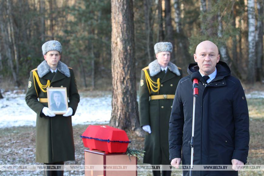 Заместитель губернатора Брянской области Александр Коробко