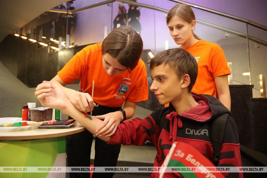 Форум собрал более 1,2 тыс молодых людей со всех районов области
