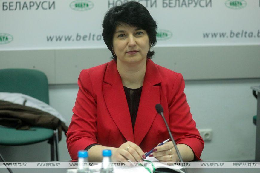 Галина Черник