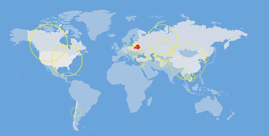 Продукция предприятия известна также и за пределами Беларуси