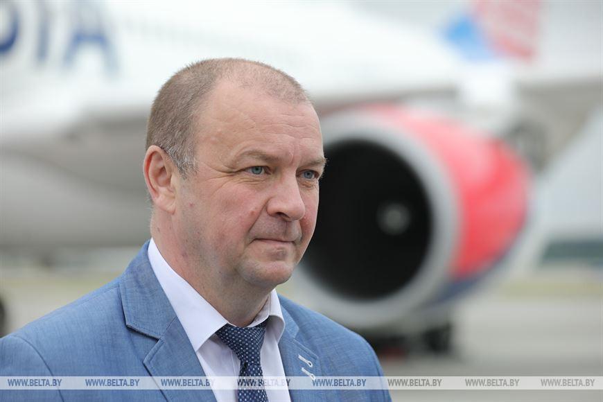 Заместитель министра здравоохранения Беларуси Борис Андросюк