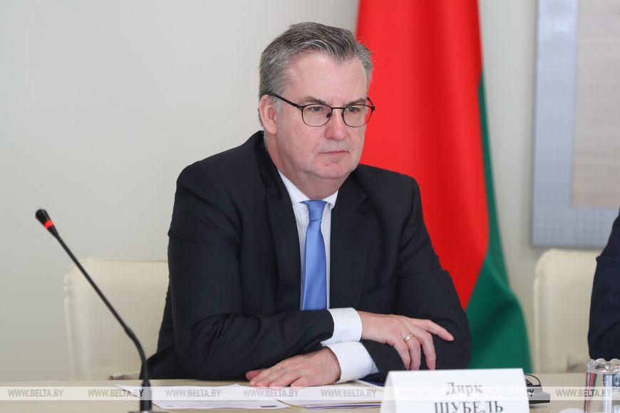 Дирк Шубель